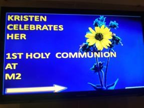 Holy Communion Ceremony