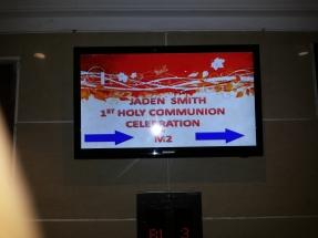 Communion Ceremony